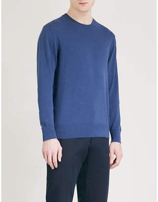Richard James Crewneck cotton jumper