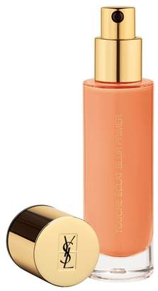 Saint Laurent Touche Éclat Orange Colour Correcting Blur Primer