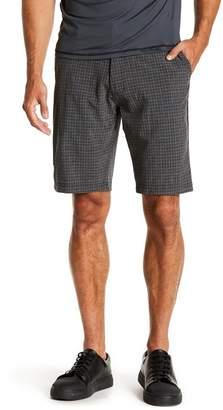 Burnside Striped Stretch Shorts