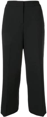 DKNY cropped black trousers