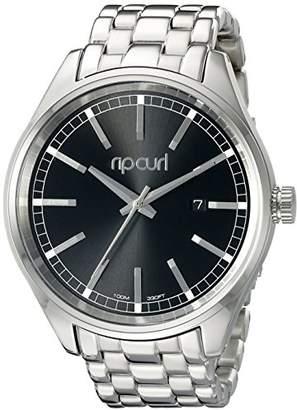 Rip Curl Women's A2795G-GOL Bailey Analog Display Analog Quartz Silver Watch