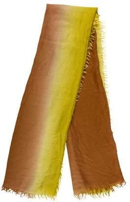 Bajra Wool & Silk-Blend Shawl