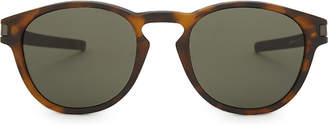 Oakley OO9265 Latch round-frame sunglasses