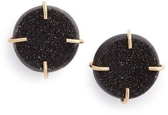 Women's Melissa Joy Manning Drusy Stone Earrings $490 thestylecure.com