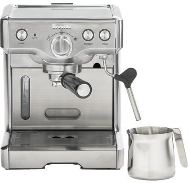 Breville ® Die Cast Espresso Maker