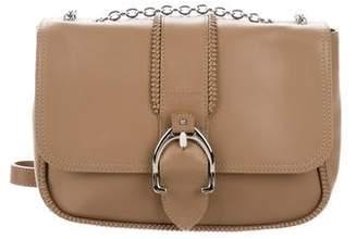 Longchamp 2018 Large Amazone Leather Crossbody Bag