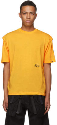Nike Orange NRG ACG Variable T-Shirt