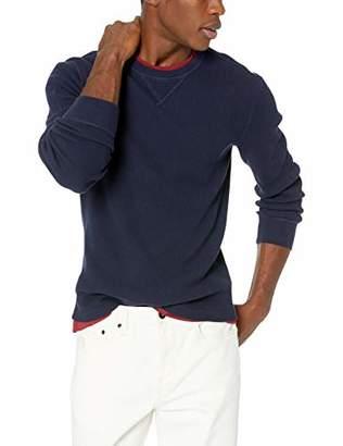 J.Crew Mercantile Men's Long-Sleeve Thermal Crewneck T-Shirt