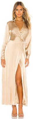 Donna Mizani Jacks Gown