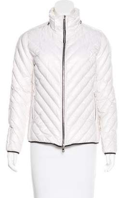 Rag & Bone Zip-Up Down Jacket
