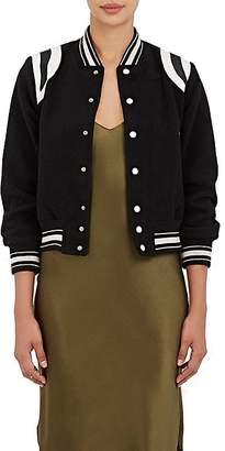NSF Women's Kenny Wool-Blend Bomber Jacket