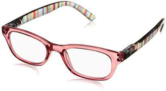 Breed Peepers Unisex-Adult Rare 267175 Rectangular Reading Glasses