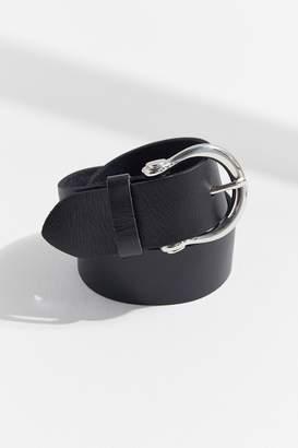 Urban Outfitters Horseshoe Buckle Belt