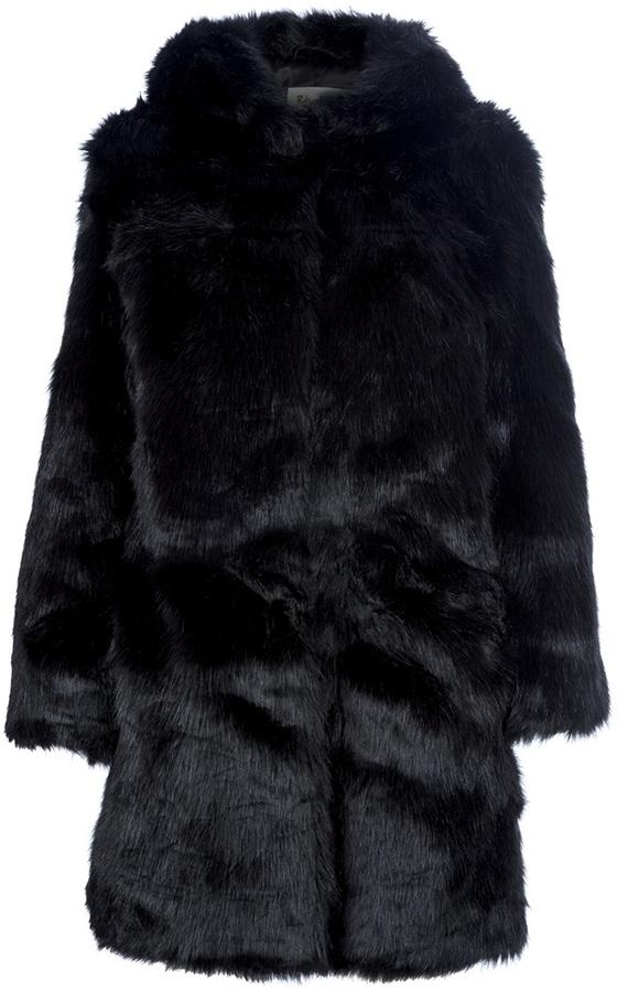 Ruby & Ed Faux fur coat