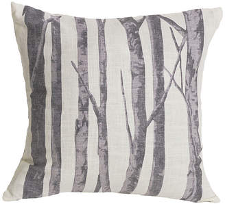 HIEND ACCENTS HiEnd Accents Printed branches pillow