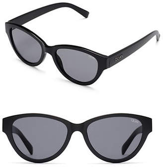 Quay Rizzo Soft Cat Eye Sunglasses