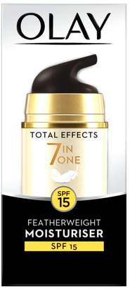 Olay Total Effects 7in1 Featherweight Day Cream SPF15 15ml