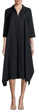 Max Mara Max Mara Liriche Asymmetric Dress