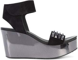 Pedro Garcia Dinora wedged sandals