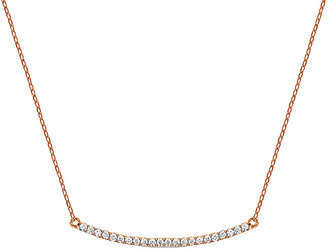 Sabrina Designs 14K Rose Gold 0.27 Ct. Tw. Diamond Necklace