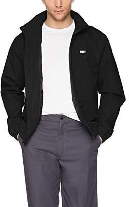 Obey Men's Debaser Shell Cropped Jacket