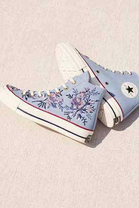 Converse Embroidered High-Top Chuck Sneaker