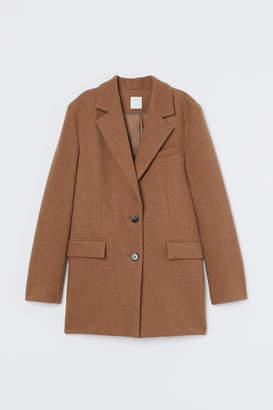 H&M Short wool-ble
