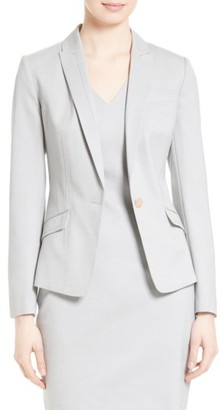 Women's Ted Baker London Radiia Suit Jacket $429 thestylecure.com