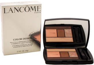 Lancôme Women's 0.141Oz Coral Color Design 5 Shadow & Liner Palette