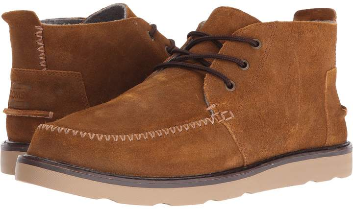 Toms Mens Chukka Boots, Size:, Color: