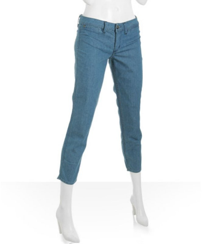 Habitual little darling 'Grace Crop' tapered jeans