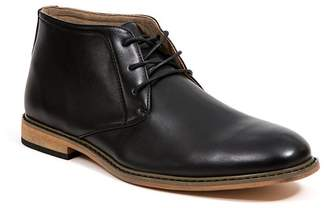 Deer Stags James Faux Leather Chukka Boot