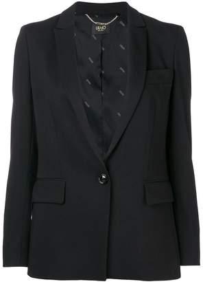 Liu Jo deep V-neck blazer