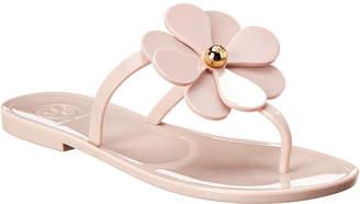 Tory Burch Flower Jelly Thong Sandal