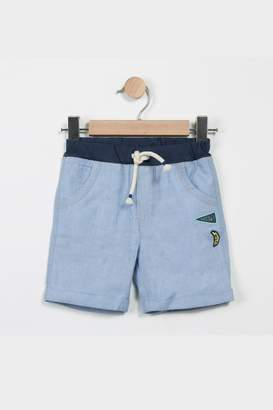 Catimini Oxford Bermuda Shorts