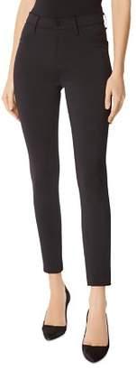 J Brand Alana High Rise Skinny Jeans in Black