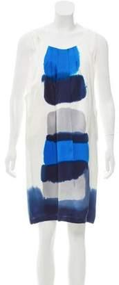 Hanii Y Sleeveless Silk Dress w/ Tags