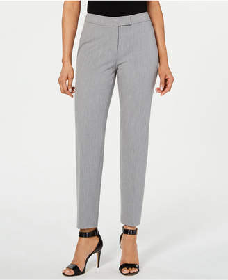 Anne Klein Bowie Extended-Tab Pants