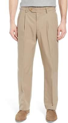 Bills Khakis Classic Fit Pleated Travel Twill Pants