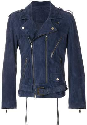 Desa 1972 classic biker jacket