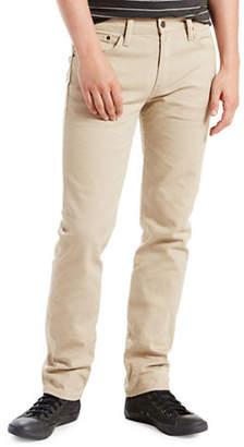 Levi's 511 Slim-Fit Punk Star Chino Pants