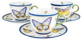 Anna Weatherley 6-Piece Budapest Spring Tea Service
