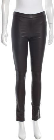 CamillaCamilla Leather Skinny Pants