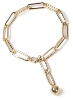 Topman Mens Gold Chain Bracelet*
