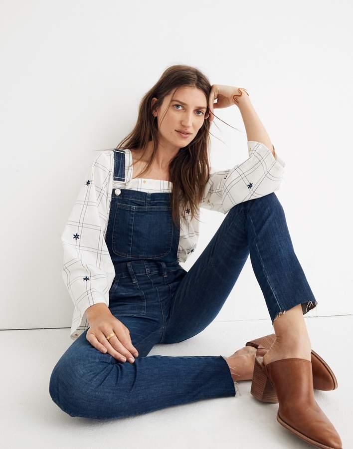 Madewell Skinny Overalls: Eco Edition
