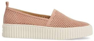 Splendid Bennett Perforated Platform Slip-On