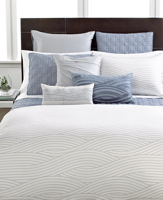 Hotel Collection CLOSEOUT! Modern Current King Duvet Cover