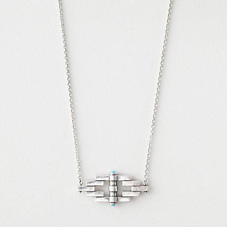 Pamela Love small reflection pendant
