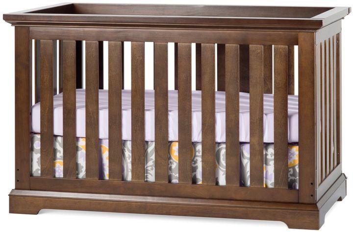 Child CraftChild CraftTM Kayden 4-in-1 Convertible Crib in Brown