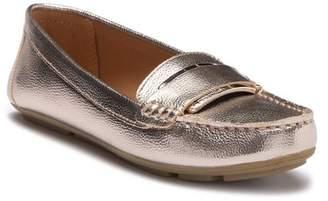 Calvin Klein Leonie Metallic Loafer